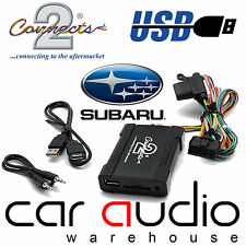 Connects2 CTASUUSB001 Subaru All Models USB SD AUX IN Car Interface Adaptor