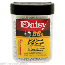 Daisy .177 Caliber ~ 2400 Count ~ BB Bottle 4.5mm Hunting Rifle Pointed Air Gun