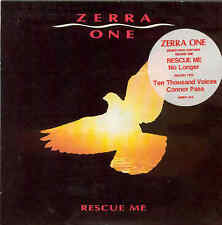 Zerra One Rescue Me UK 1985 Ltd. 2x7in Indie Guitarrock
