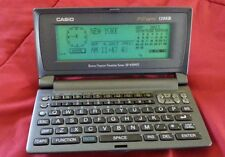 Casio BOSS Electronic Personal Organizer. SF-6500Sy B.O.S.S. PC sync 128KB