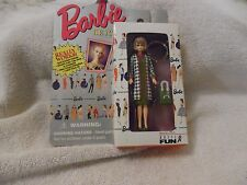 1995 VINTAGE MATTEL BARBIE DOLL 1965 STYLE POODLE PARADE COLLECTIBLE KEYCHAIN