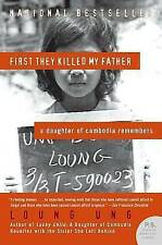 First They Killed My Father: A Daughter of Cambodia Remembers (P.S.), Ung, Loung