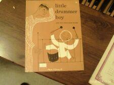 Bessie Bannigan: Little Drummer Boy,  piano solo (Summy)