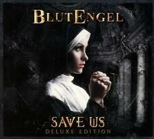 Blutengel Save Us (Deluxe Edition) ASP,VNV Nation,Gothic
