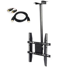 "Ceiling Tilt Swivel LCD LED TV Wall Mount 19 27 32 37 39 42 47 48 50"" HDMI Cable"