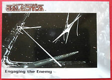 Battlestar galactica-premiere edition-carte #61 - engaging the enemy