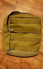 New British Army Issued BlackHawk Desert Tan Webbing Pouch Utility Large