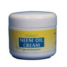 Mistry's Neem Oil Cream 50g for skin irritation