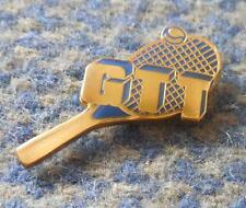GTT GRUDZIADZ POLAND TENNIS CLUB PIN BADGE