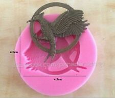 Hunger Games Fondant Silicone Chocolate Clay Molder Jelly Silicon Mold