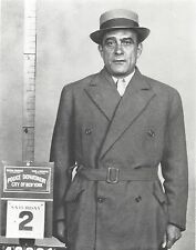 VITO GENOVESE 8X10 PHOTO MAFIA ORGANIZED CRIME MOBSTER MOB PICTURE