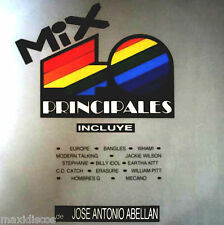 "LP - Mix 40 Principales - Various Mixed by ""Jose Antonio Abellan"" (DANCE MIXED)"