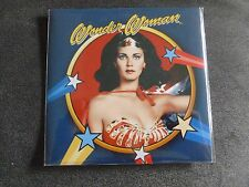 "SDCC 2016 Wonder Woman 75th Anniversary Picture Disc Record 7"" Vinyl"