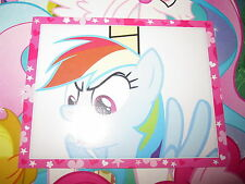 MY LITTLE PONY MON PETIT PONEY TOPPS 2014 IMAGE STICKER AUTOCOLLANT N° 44