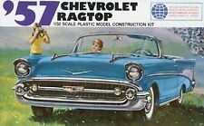 Lindberg [LND] 1:32 1957 Chevy Ragtop Plastic Model Kit 105 LND105