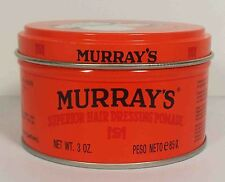 MURRAY'S (MURRAYS) SUPERIOR HAIR DRESSING POMADE 3OZ