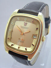 1972 Omega Constellation Gold Capped f 300 hz Cal 1250 Model 198.0027 Top