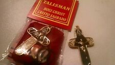HOLY CHRIST cross talisman pendant MOST POWERFUL MEXICAN MAGIC jesus