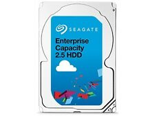 Seagate HDD ST1000NX0423 1TB SATA 6GB/s Enterprise Storage 7200RPM 128MB 2.5inch