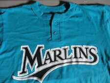 Florida Marlins #8 MLB 2 button JERSEY SHIRT Youth L EXCELLENT FREE US SHIPPING