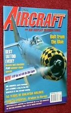 Aircraft Illustrated 1997 September Manx,Air Jamaica,Leeming,Malaysian Airlines