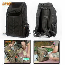 MOLLE Tactical Medical First Aid Backpack Emergency Tools Bag Combat Rucksack BK