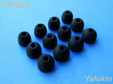 12 pcs (B) S/M/L Replacement Eartips Set for Jaybird Freedom F5 Headphones