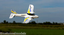 DAMAGED BOX: Hobbyzone DUET Ready To Fly RC Aircraft - Easiest Ever