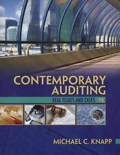 Contemporary Auditing by Michael C Knapp