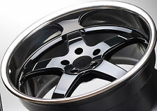 "OCTANE WHEELS OC5 20 inch 20"", 2085 & 2010 HOLDEN VE VF FORD F6 XR8 BF DEEP DISH"