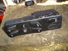 1999 SAAB 9-5 SE TID 4 WAY ELECTRIC WINDOW SWITCH, MORE PARTS LISTED