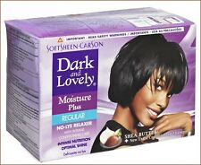 Dark and Lovely  No-Lye Hair Relaxer Kit Regular