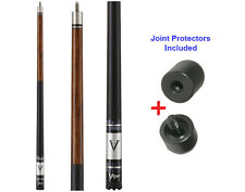 Viper Sinister 50-1077 Pool Cue Stick 18-21 oz & Joint Protectors