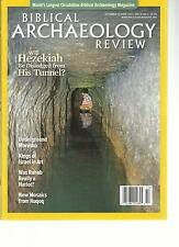 BIBLICAL ARCHAEOLOGY REVIEW. SEPTEMBER/ OCTOBER, 2013 ( NEW MOSAICS FROM HUQOQ )