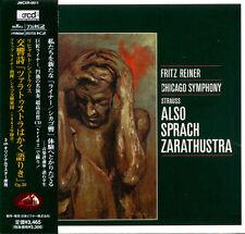 XRCD STRAUSS R.- Also Sprach Zarathustra - Fritz Reiner
