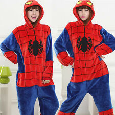Unisex Adult Kids Animal Kigurumi Pajamas PJS Onesie Sleepwear Cosplay Costumes