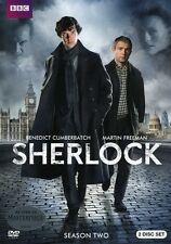 Sherlock: Season Two [2 Discs] DVD Region 1, NTSC