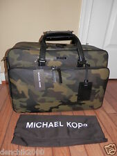 New MICHAEL KORS LEATHER CARRYON BAG