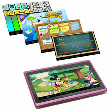 """7"""" Android 4.2 Children Tablet PC MID for Kids Dual Camera 1.5GHz 4GB Pink"""