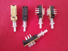 5pcs DPDT Pushbutton Switch Marantz 22XX Series Receivers Replacement Brand New