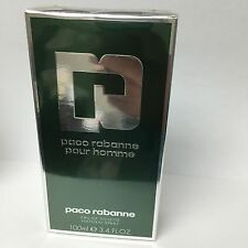 PACO RABANNE Pour Homme men 3.4 oz / 100ML EDT NEW IN BOX SEALED