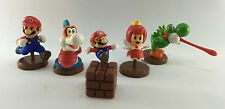 Nintendo Furuta SUPER MARIO 30th Anniversary Sprixie Yoshi Figures Set of 5