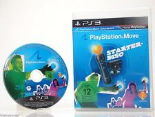 PLAYSTATION 3 - MOVE STARTER - DISC   ~Playstation 3 Spiel~