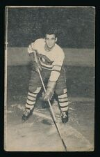 1952-53 St Lawrence Sales (QSHL) #34 CARL SMELLE (Valleyfield)