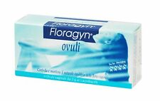 Floragyn Ovuli -6 x 2 gr. restores the physiological pH-soothes repairs- heals