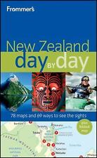 Frommer's New Zealand Day by Day (Frommer's Day by Day - Full Size)-ExLibrary