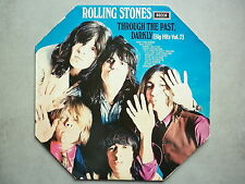 The Rolling Stones 33Tours vinyle Through The Past, Darkly (Big Hits Vol.2)