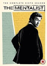 Mentalist Complete Season 6 All 22 Episodes (5 Discs) DVD Simon New and Sealed