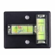 2 Way T-Type Bubble Spirit Level 50*40mm For Professional Measuring Usage Tool