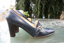 vintage shoes 60's mod retro